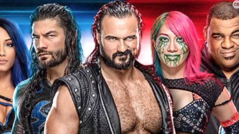 WWE Raw – Live in Bangkok
