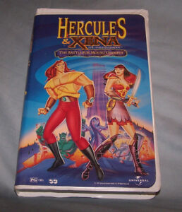 Hercules And Xena – A Love Story -Hercules and xena the animated movie: the battle for mount olympus